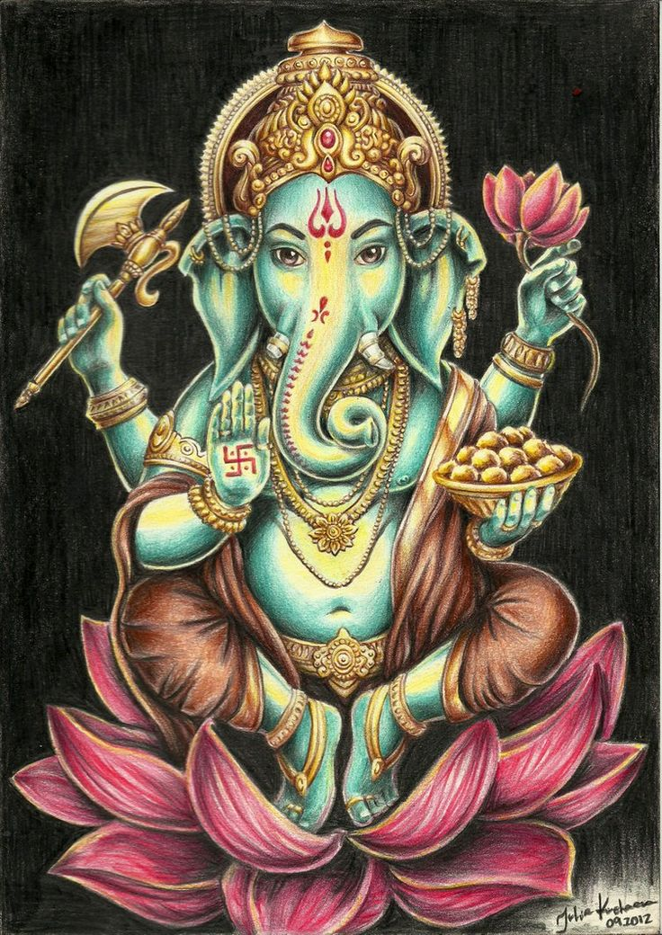 Hindu gods and goddesses - Images of hindu gods and goddesses ...