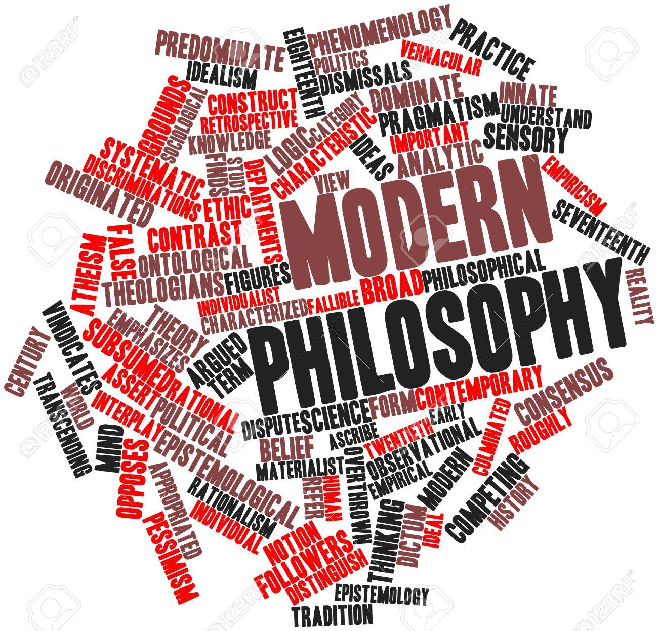 Popular Modern Philosophy Books